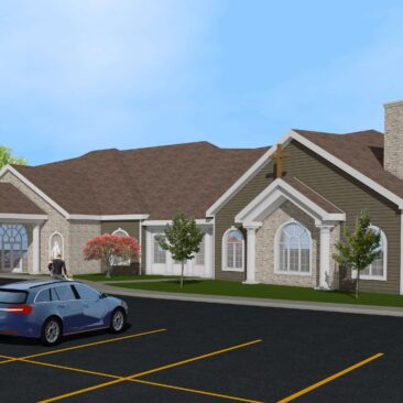 Divine Mercy Funeral Home Expansion