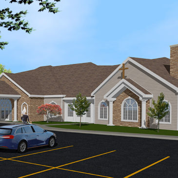 New Catholic Cemetery Funeral Home