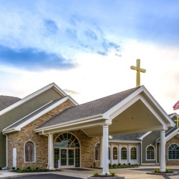 Divine Mercy Funeral Home Now Open!