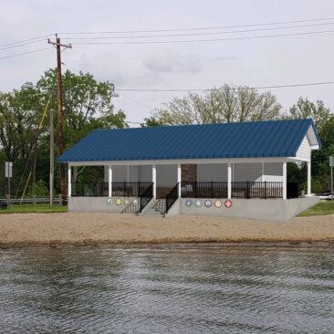 Hamilton Restroom Facility